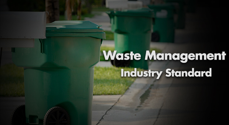 Waste Management Industry Standard