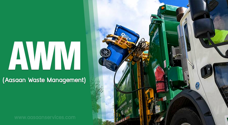 Aasaan Waste Management