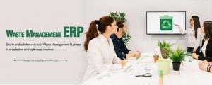 Waste Management ERP