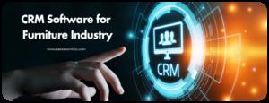 CRM Furniture Software