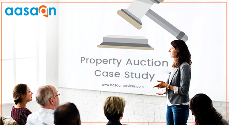 Property Auction Case Study