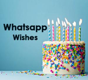 whatsapp wishes